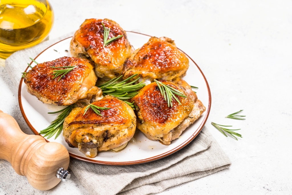 The Best Way To Cook Chicken Thighs According To Tests