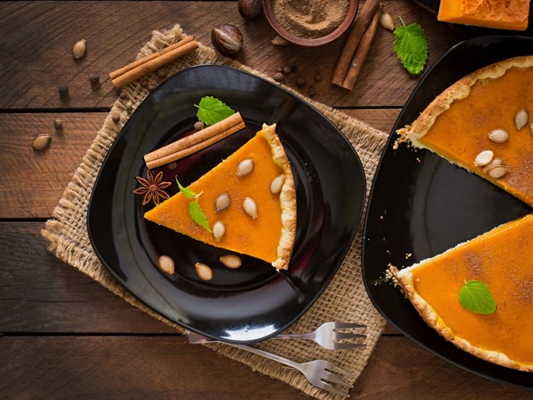 The Great Pumpkin Pie