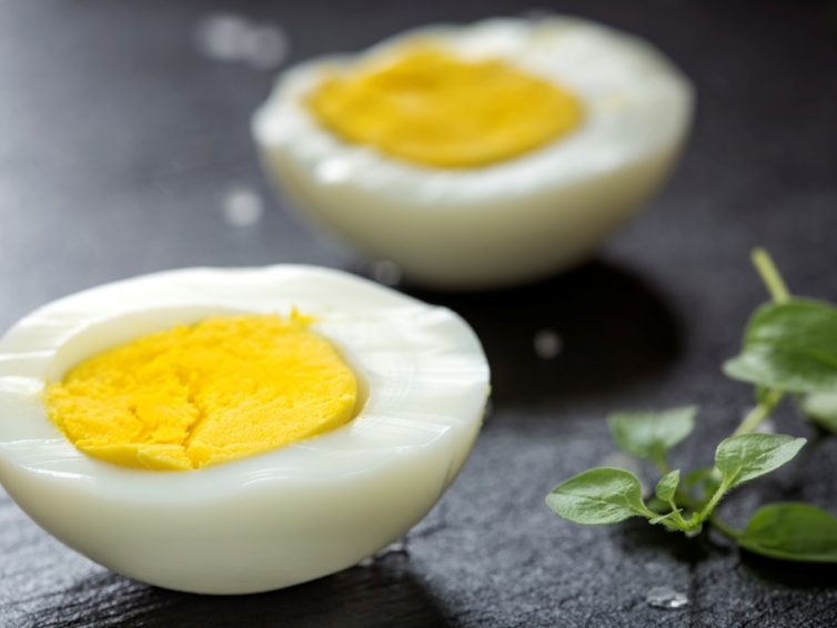The Appliance Needed To Cook Perfect Hard-Boiled Eggs