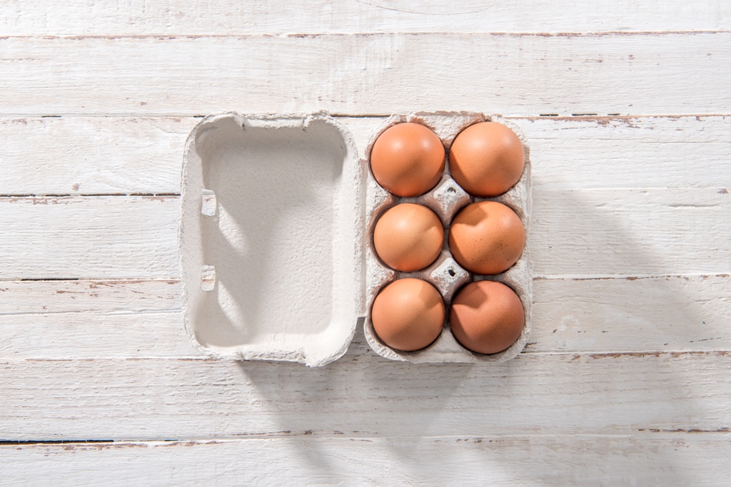 Ran Out Of Eggs? These Substitutes Can Help