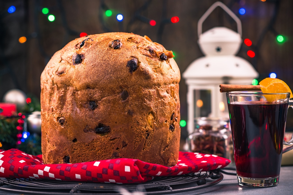 Italian Holiday Panettone